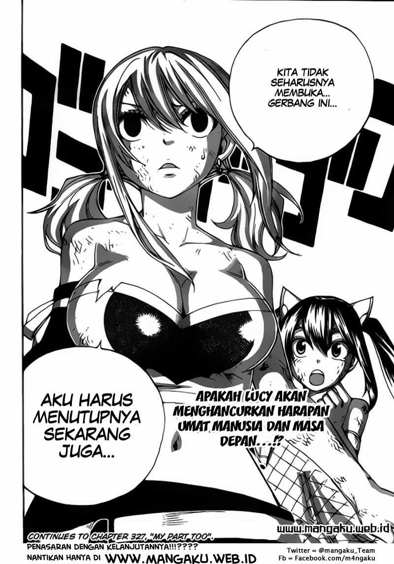 Komik fairy tail 326 - Natsu Vs Rogue 327 Indonesia fairy tail 326 - Natsu Vs Rogue Terbaru 19|Baca Manga Komik Indonesia|Mangacan